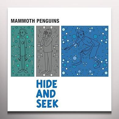 MAMMOTH PENGUINS HIDE AND SEEK Vinyl Record - Colored Vinyl