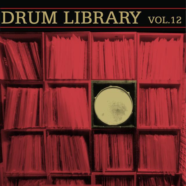 Paul Nice DRUM LIBRARY 12 Vinyl Record