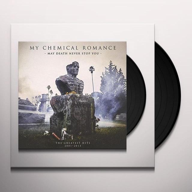 My Chemical Romance MAY DEATH NEVER STOP YOU: G.H. 2001-2013 Vinyl Record