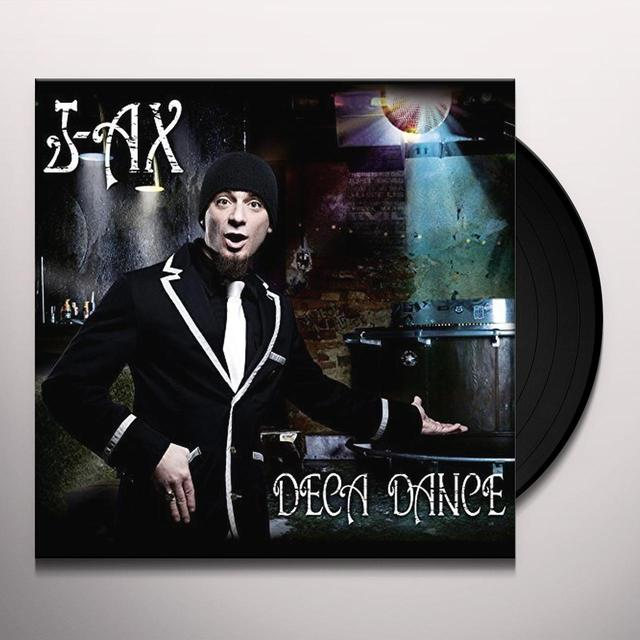 J-Ax DECA DANCE (GER) Vinyl Record
