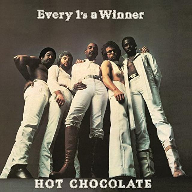 Hot Chocolate EVERY 1S A WINNER Vinyl Record - Holland Import