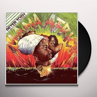 Peter Tosh MAMA AFRICA Vinyl Record - Holland Import