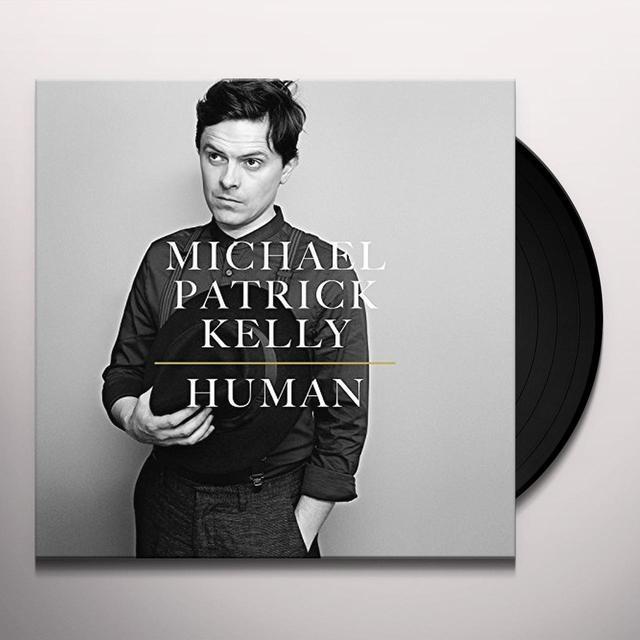 Michael Patrick Kelly HUMAN (GER) Vinyl Record