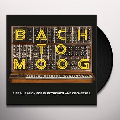 Craig Leon BACH TO MOOG Vinyl Record