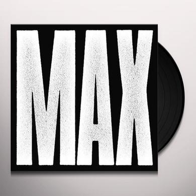 Max Mutzke MAX Vinyl Record