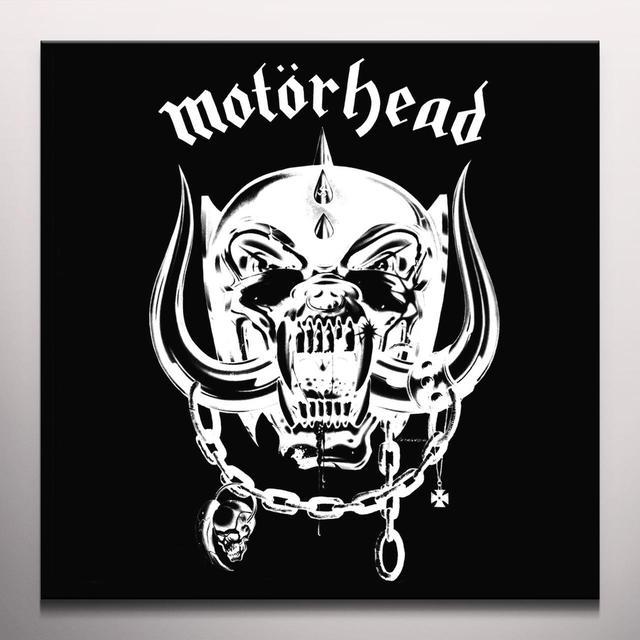 MOTORHEAD Vinyl Record - Black Vinyl, Clear Vinyl