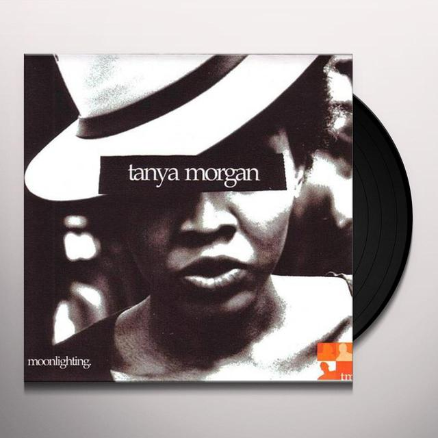 Tanya Morgan MOONLIGHTING Vinyl Record