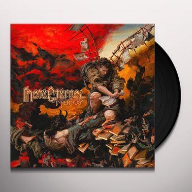 Hate Eternal INFERNUS Vinyl Record - Gatefold Sleeve, Limited Edition