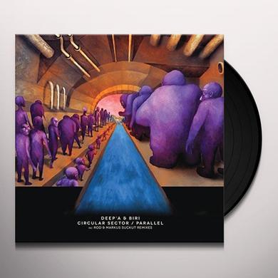Deep'a & BIRI CIRCULAR SECTOR / PARALLEL (INCL. ROD & MARKUS) Vinyl Record