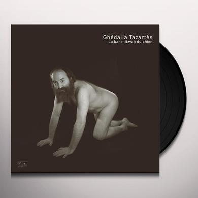 Ghédalia Tazartès LA BAR MITZVAH DU CHIEN Vinyl Record