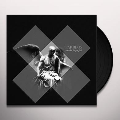 FARBLOS UND DER REGEN FALLT Vinyl Record