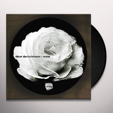 Oliver Deutschmann RESIST Vinyl Record