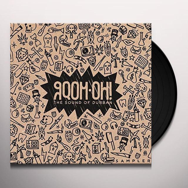 GQOM OH THE SOUND OF DURBAN SAMPLER / VAR Vinyl Record