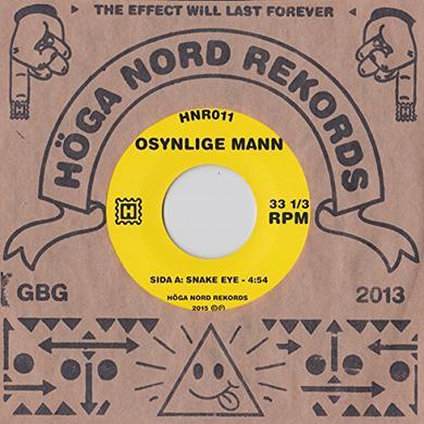 OSYNLIGE MANN SNAKE EYE / ELECTRODES Vinyl Record