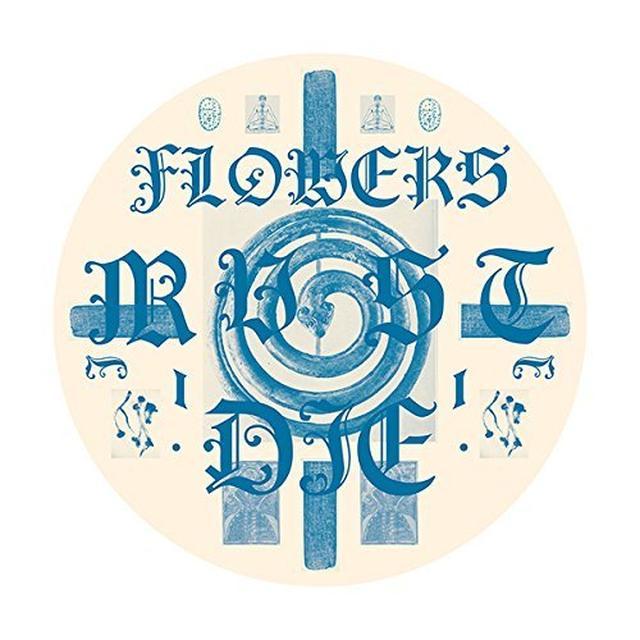 FLOWERS MUST DIE MONTANA / NUSRAT Vinyl Record - Picture Disc