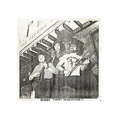 PIG RIDER BLOODY TURKEY SANDWICHES Vinyl Record