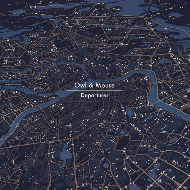 Owl & Mouse DEPARTURES Vinyl Record