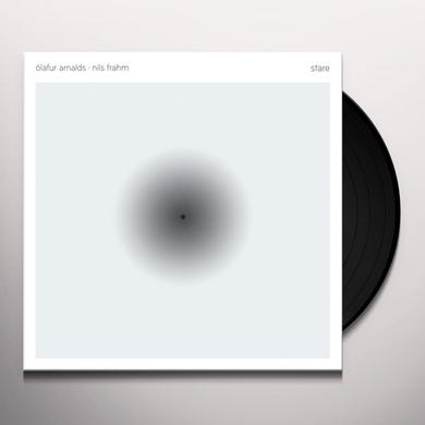 Olafur Arnalds & Nils Frahm STARE Vinyl Record - 10 Inch Single, Digital Download Included