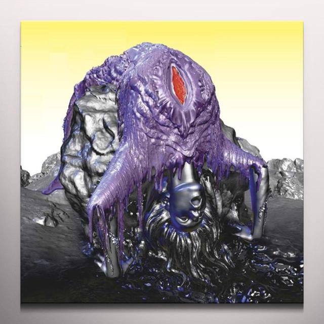 Bjork VULNICURA (YELLOW VINYL) Vinyl Record - Colored Vinyl, UK Release