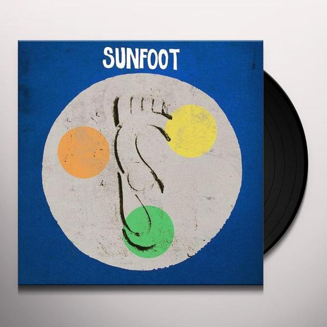 SUN FOOT ROUND DICE FRIED COMBO Vinyl Record