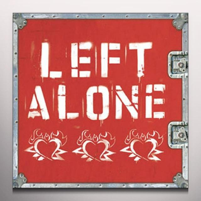 LEFT ALONE (BONUS TRACKS) Vinyl Record - Colored Vinyl, Reissue