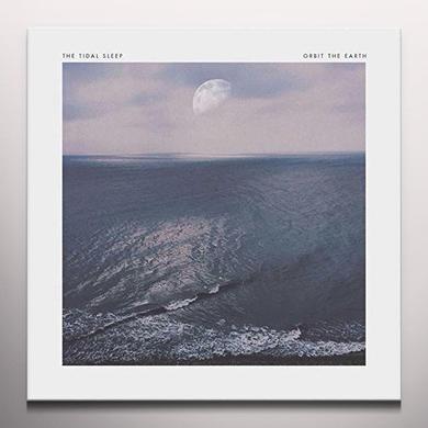 TIDAL SLEEP / ORBIT THE EARTH Vinyl Record - Colored Vinyl, Digital Download Included