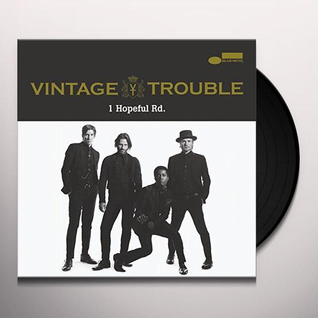 Vintage Trouble 1 HOPEFUL RD Vinyl Record