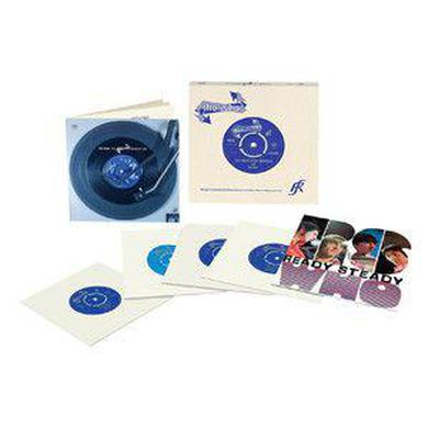 The Who REACTION SINGLES Vinyl Record