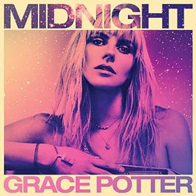 Grace Potter MIDNIGHT Vinyl Record