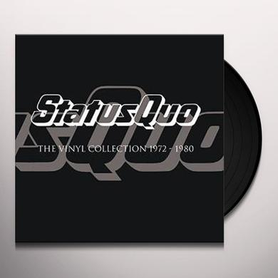 Status Quo VINYL COLLECTION (BOX) Vinyl Record