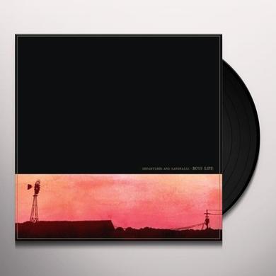 Boy's Life DEPARTURES & LANDFALLS Vinyl Record