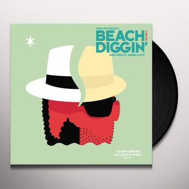 BEACH DIGGIN 3 / VARIOUS Vinyl Record