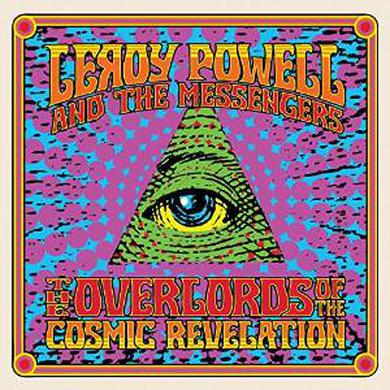 Leroy Powell & The Messengers OVERLORDS OF THE COSMIC REVELATION Vinyl Record