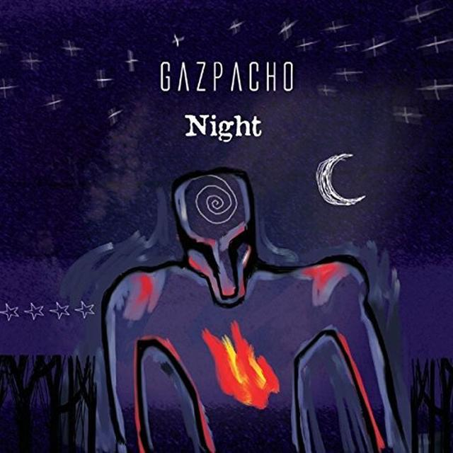 Gazpacho NIGHT Vinyl Record