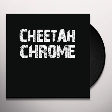 Cheetah Chrome SOLO Vinyl Record