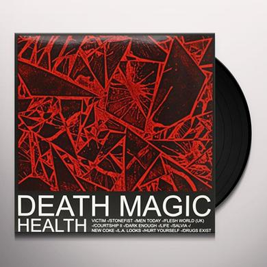 HEALTH DEATH MAGIC Vinyl Record