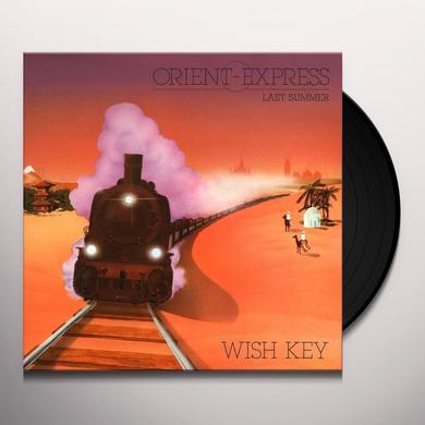 Wish Key ORIENT EXPRESS / LAST SUMMER (EP) (PCRD) Vinyl Record - Remastered