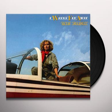 BLUE RUSSELL I WANNA FLY AWAY (EP) (PCRD) Vinyl Record - Remastered