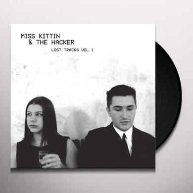 MISS KITTEN / HACKER LOST TRACKS 1 (EP) Vinyl Record