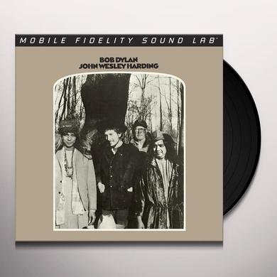 Bob Dylan JOHN WESLEY HARDING Vinyl Record - Limited Edition, 180 Gram Pressing