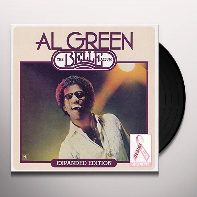 Al Green BELLE ALBUM Vinyl Record