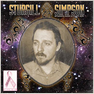 Sturgill Simpson METAMODERN SOUNDS IN COUNTRY MUSIC Vinyl Record - Gatefold Sleeve, Digital Download Included
