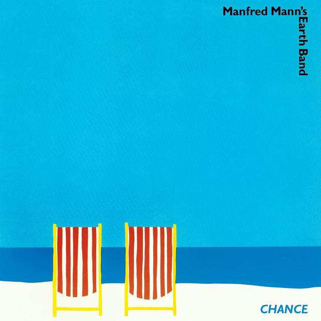 Manfred Mann'S Earth Band CHANCE Vinyl Record - UK Import