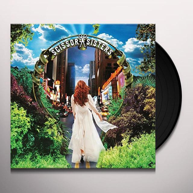 SCISSOR SISTERS Vinyl Record - Holland Import