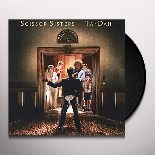 Scissor Sisters TAH DAH Vinyl Record - Holland Import