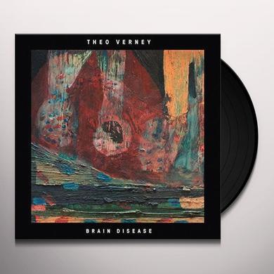Theo Verney BRAIN DISEASE EP Vinyl Record