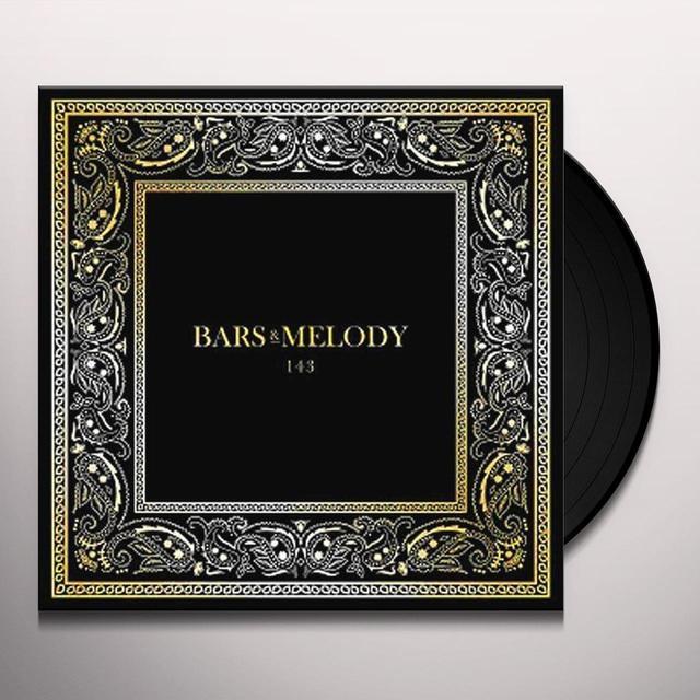 BARS & MELODY 143 Vinyl Record - UK Import
