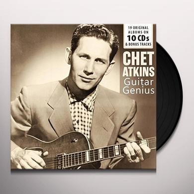 Chet Atkins 18 ORIGINAL ALBUMS  (GER) Vinyl Record - 10 Inch Single