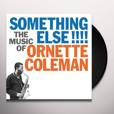 SOMETHING ELSE: MUSIC OF ORNETTE COLEMAN Vinyl Record - 180 Gram Pressing