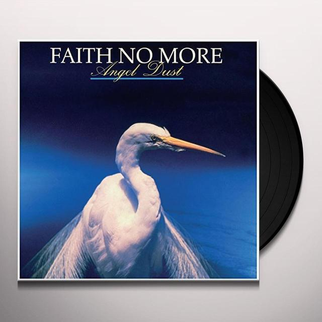 Faith No More ANGEL DUST Vinyl Record - UK Release